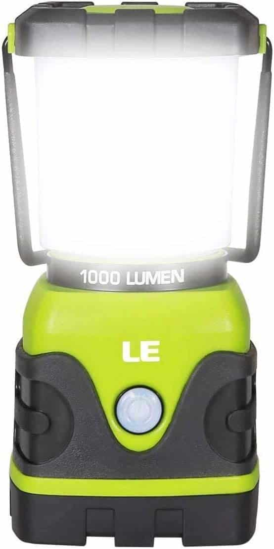 Une lanterne LED