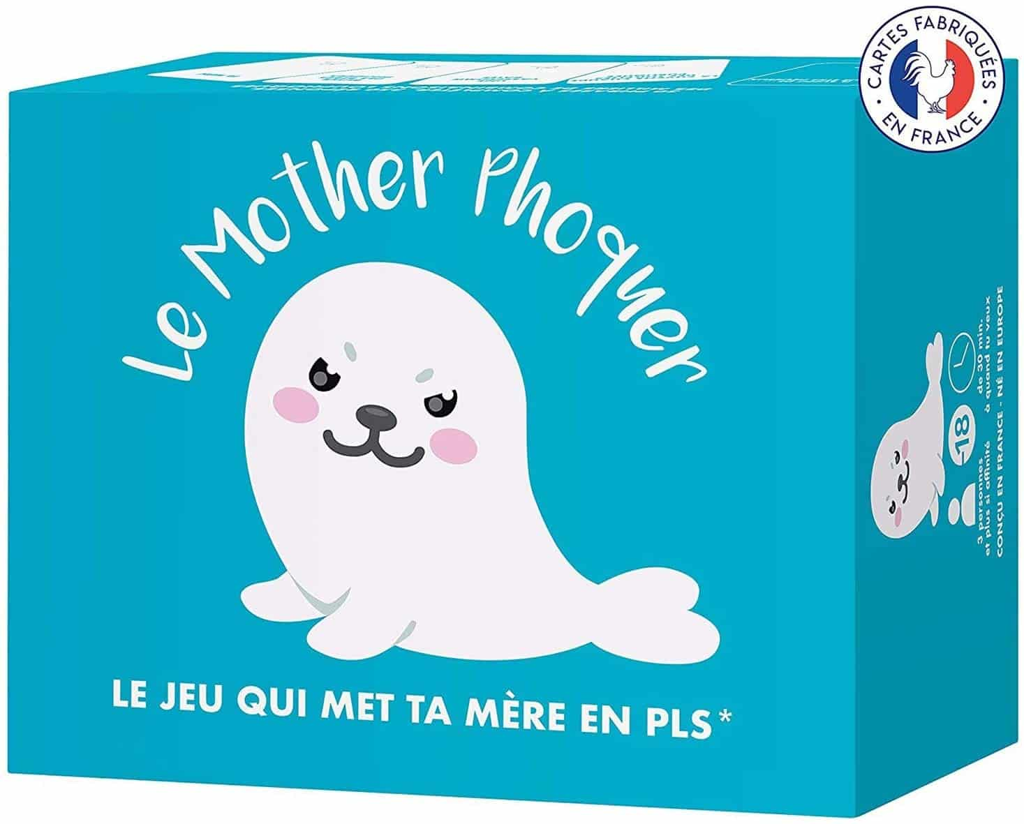 Le Mother Phoquer - Cards against humanity en français !