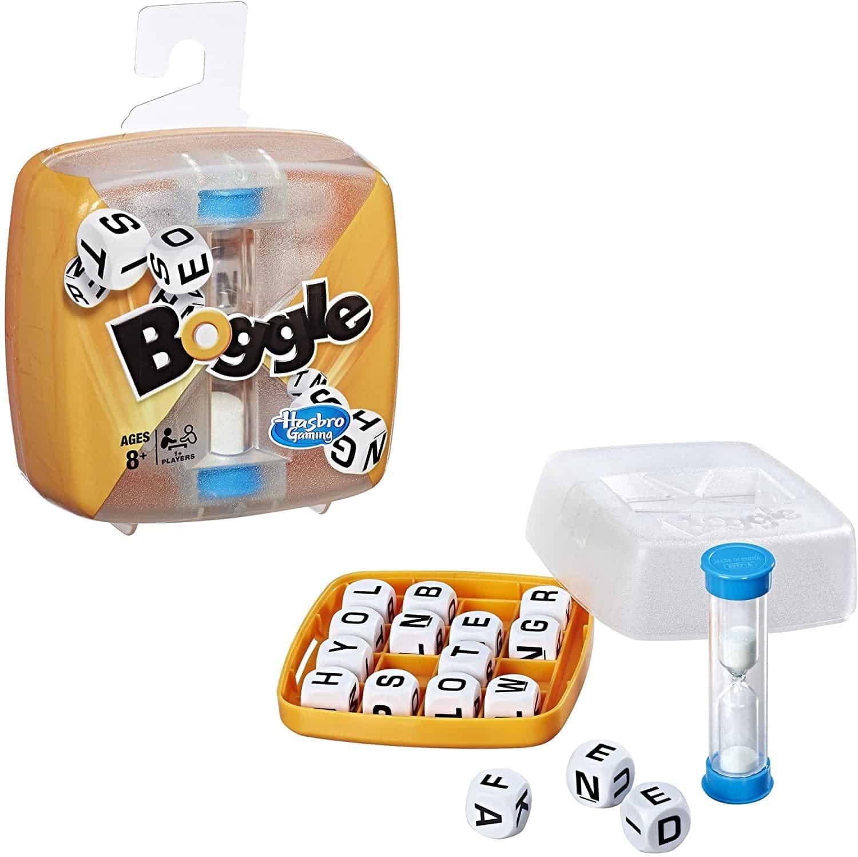 Le jeu Boggle