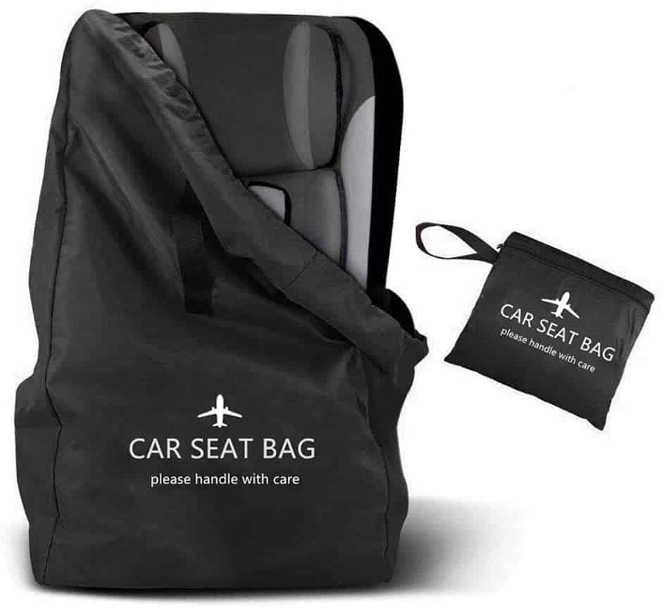 Un sac de voyage pour siège auto ou poussette