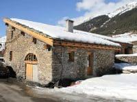 Grange restaurée Valcenis: Le Pont d'Arc