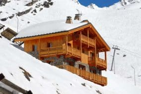 Chalet de la Source, Val-Thorens