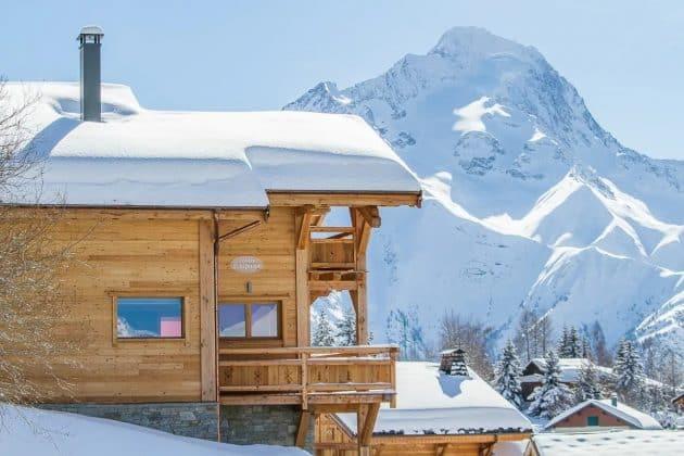 Les 10 plus beaux chalets à louer aux 2 Alpes