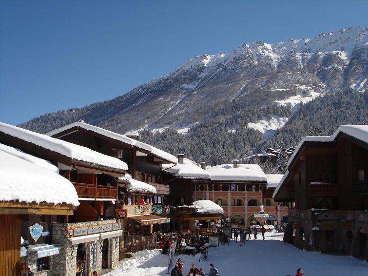 Location Studio au pied des pistes de ski/du centre piéton