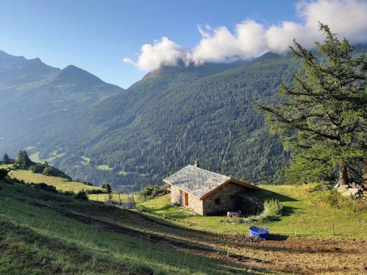Chalet d'alpage insolite - chalets Val Cenis