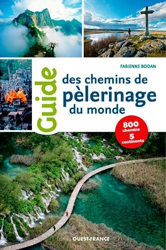 Guide des chemins de pèlerinages du monde