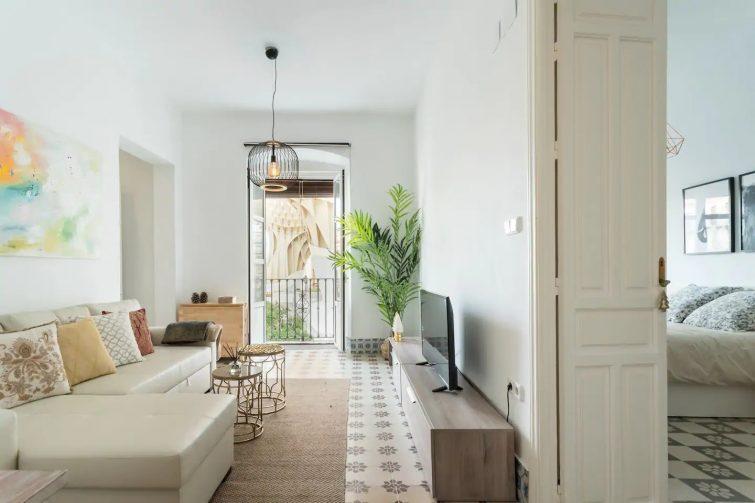 """Apartment with amazing views to """"Las Setas"""""""