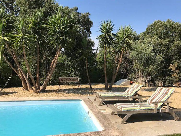 Villa Sainte Maxime avec piscine privée au calme - Airbnb Sainte-Maxime