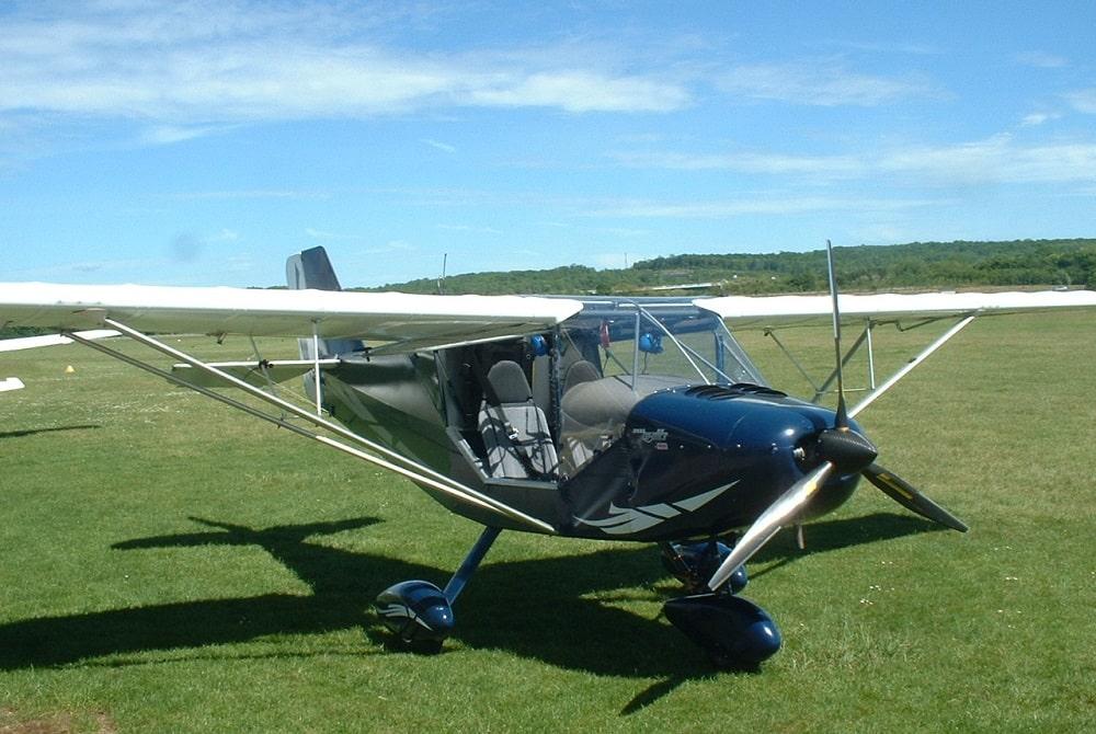 Une initiation au pilotage d'un ULM