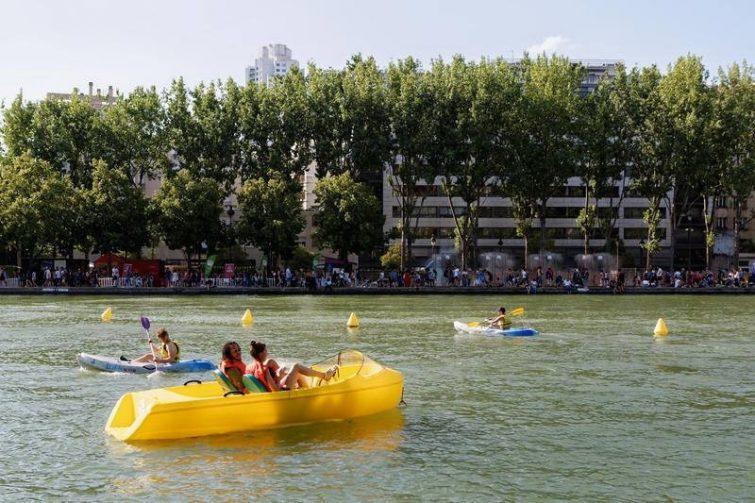 Kayak paris - activité outdoor île-de-france