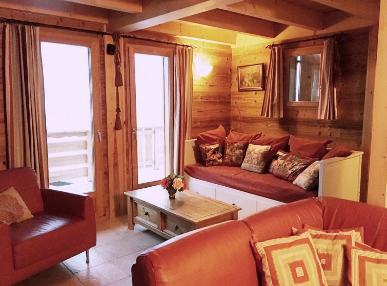 Chalet in isola 2000