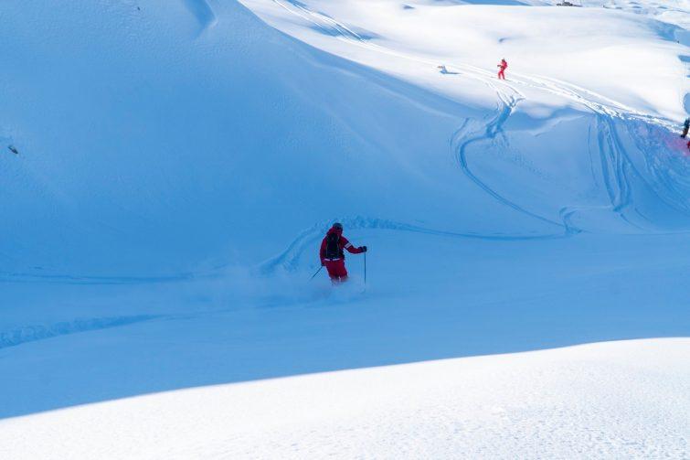 Sports de glisse - Alpe d'Huez