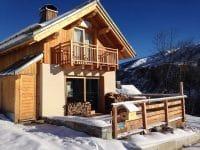 Chalet luxe 4* 12p Savoie Valloire