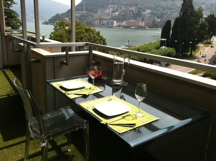 Apartment in the heart of Lugano