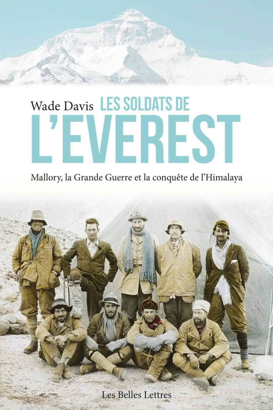 Les soldats de l'Everest, de Wade Davis