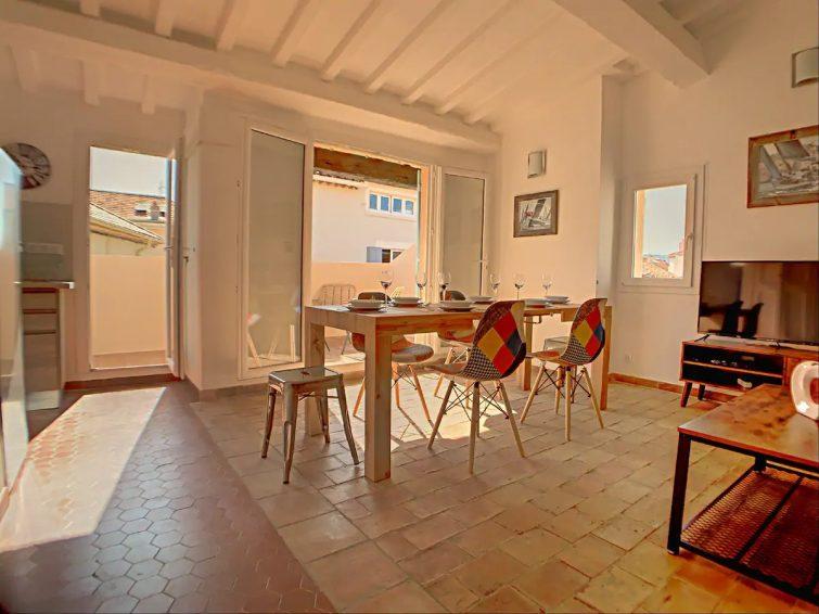 Superbe appartement terrasse vue mer, hyper centre - Airbnb Sainte-Maxime