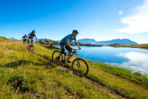 Les 14 meilleures activités outdoor à faire à l'Alpe d'Huez