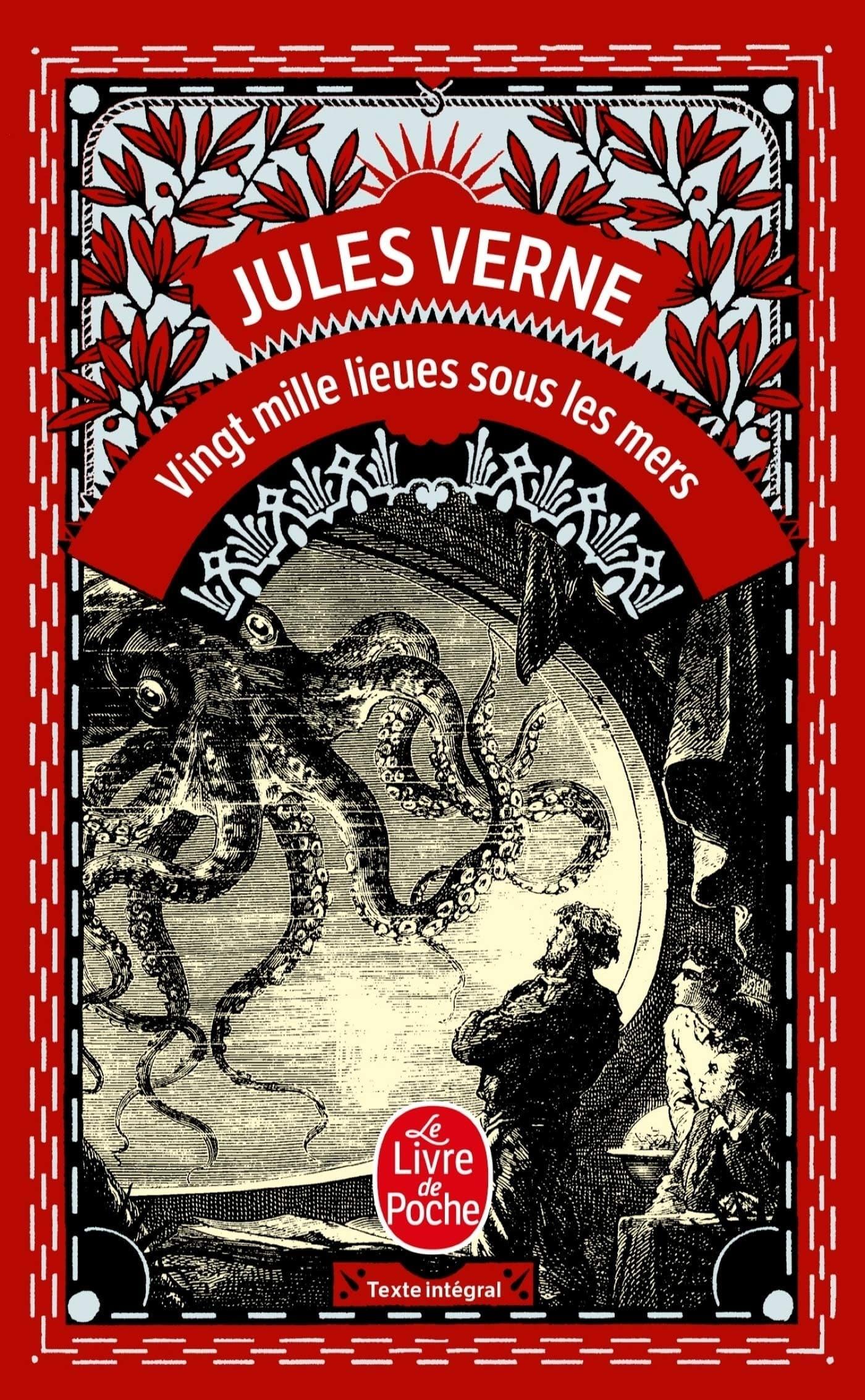 Vingt Mille Lieues sous les mers, de Jules Verne