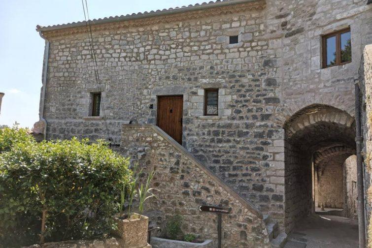 Maison du Troubadour - Dormir à Balazuc