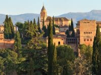 Alhambra, Andalusia, Spain