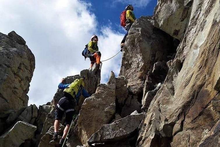 Alpinisme Grand Bornand
