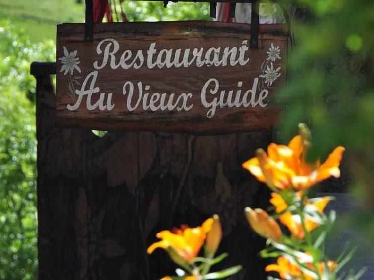 Manger La Grave - Au Vieux Guide
