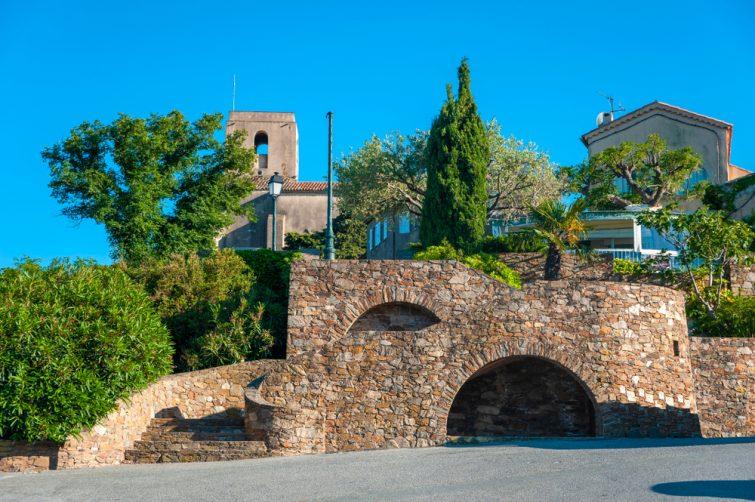Centre historique Gassin