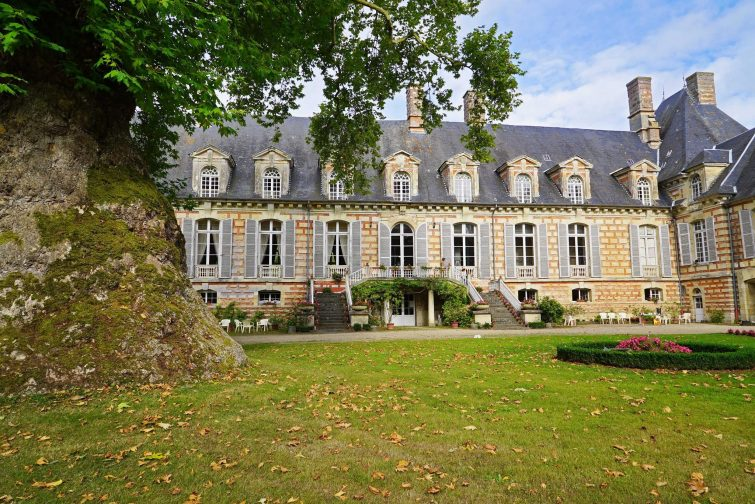 Château Le Kinnor à Fervaques