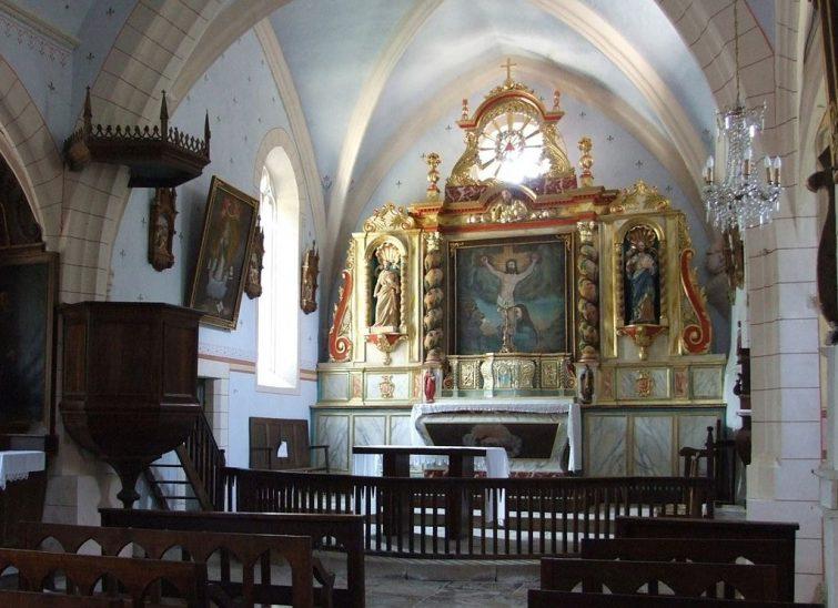 Eglise Brousse le Chateau