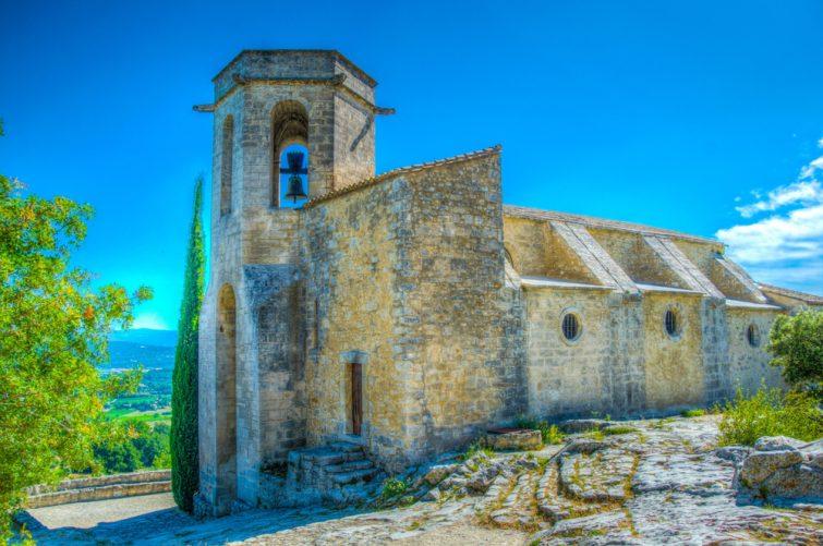 Eglise Notre-Dame d'Alidon-oppèdelevieux