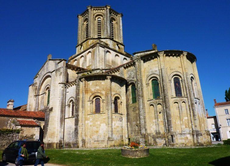 Eglise Vouvant