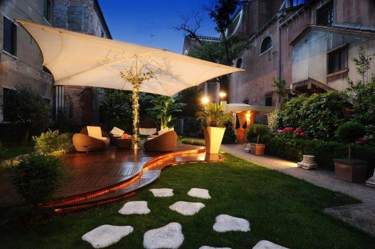 Hotel Abbazia - hotels-romantiques-venise