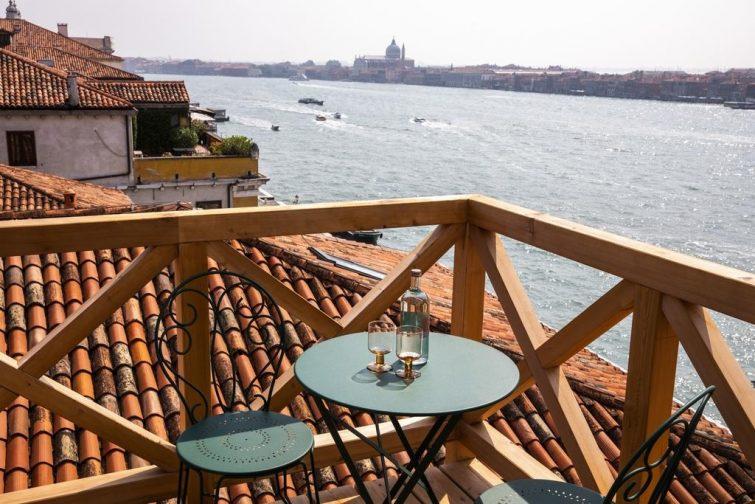 boutique-hôtels Venise-Il Palazzo Experimental