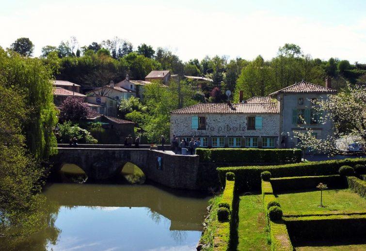 Jardin Fournil