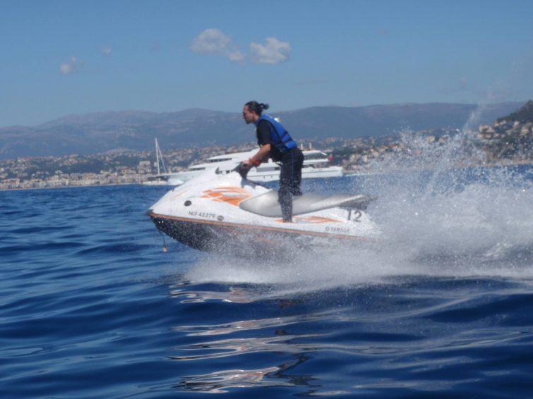 Jet Ski mer