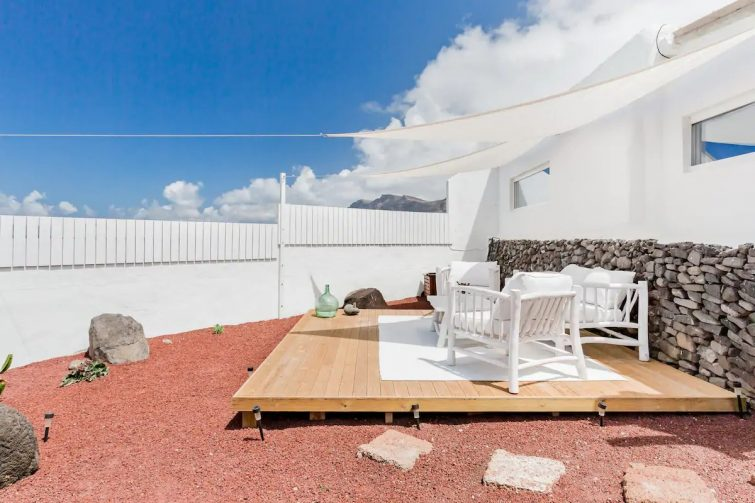 Maison proche de la plage Lanzarote