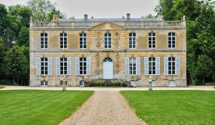 Le Château de Canon - châteaux à visiter en Normandie