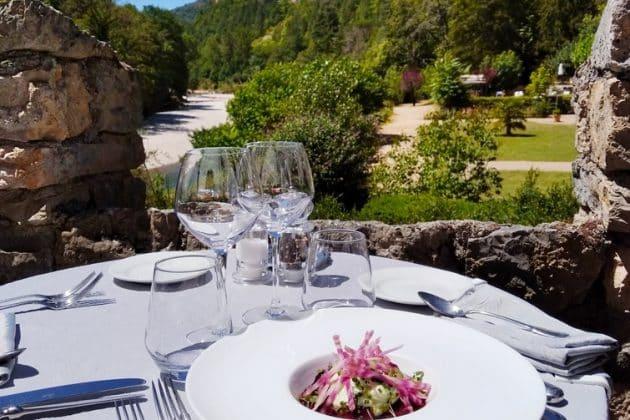 Où manger à Sainte-Enimie ?