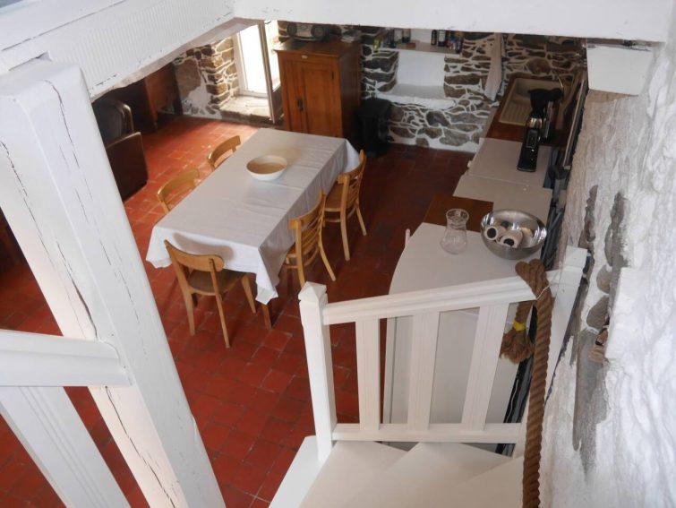 Maison en bord de Rance à 12 Km de Saint-Malo - dormir Saint-Suliac