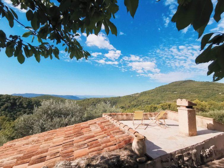 Maison provençale en pleine nature. Lieu unique !