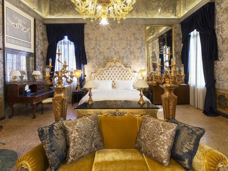 boutique-hôtels Venise-Palazzo Venart Luxury Hotel