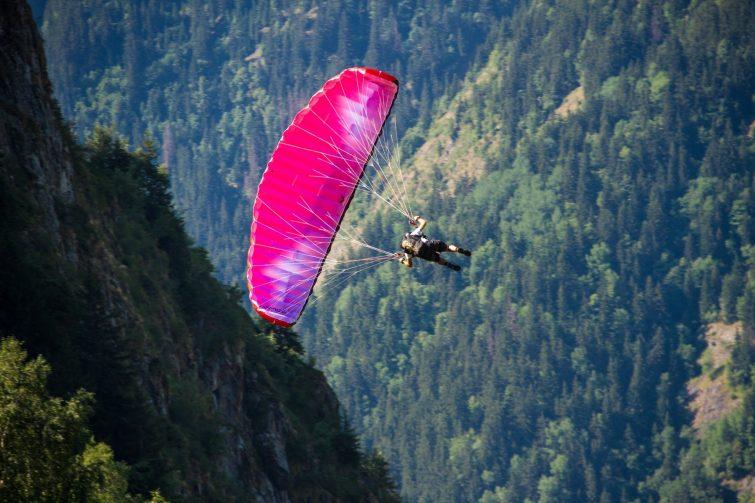 Parapente 2 Alpes été