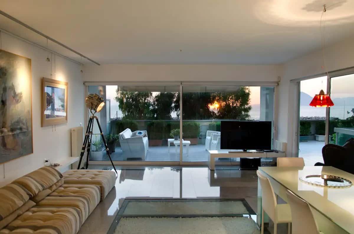 Luxury Architect's Apartment Patras