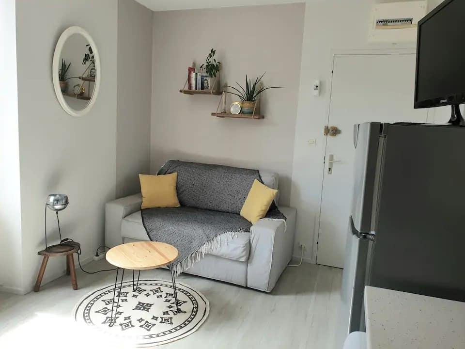 airbnb Pléneuf-Val-André - logement T2 Pléneuf