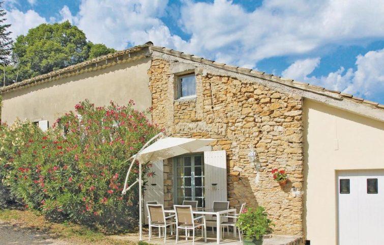 Holiday home Couemes-Vaucé - Dormir à La Roque-sur-Cèze