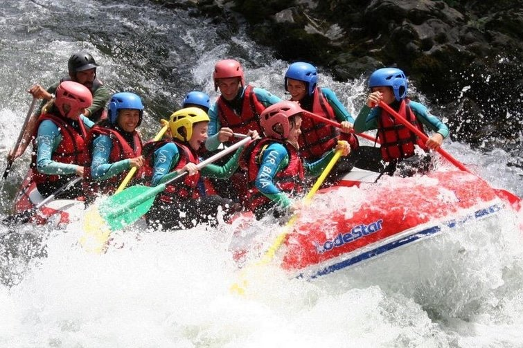 Rafting Gorge de Roland