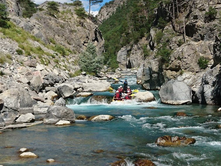 Rafting Risoul