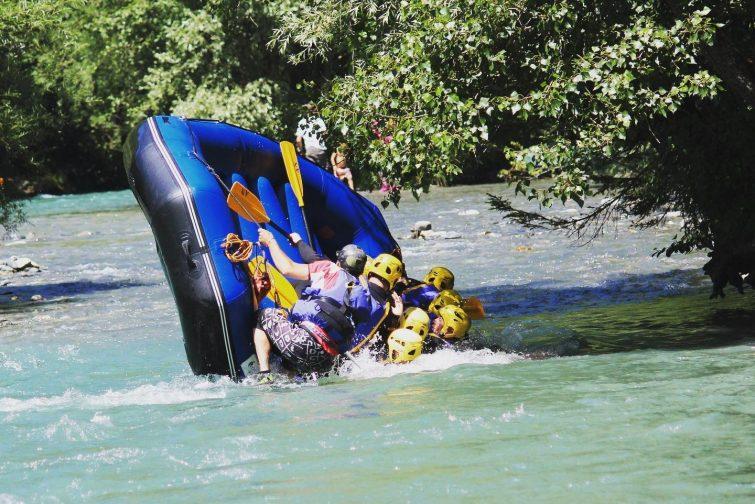 Rafting - activités outdoor Val Thorens