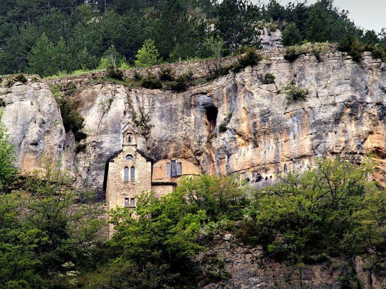 Sainte Enimie Ermitage