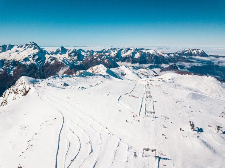 Sports de glisse 2 Alpes activités outdoor